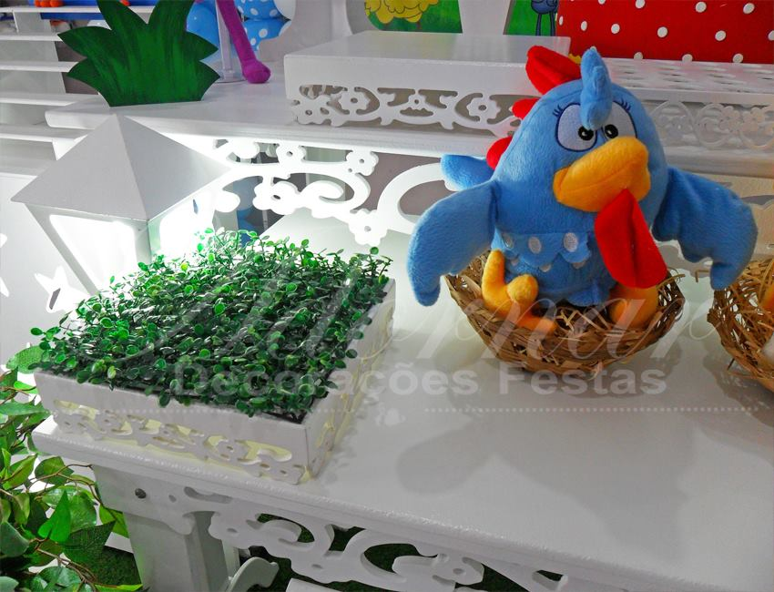 Locação Decoração Festa Infantil Aniversário