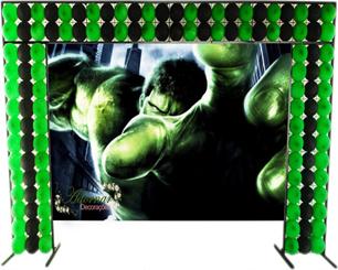 Decoração Hulk